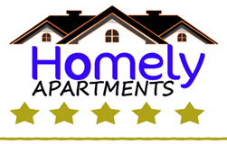 Logo homley new aparments